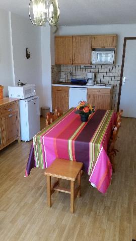 Location 4 personnes Appartement 2 pièces 4 personnes (10) - Residence Le Flocon