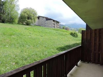 Rent in ski resort Studio 4 people (148) - Résidence le Veymont - Villard de Lans