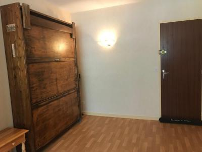 Rent in ski resort Studio 4 people (01) - Résidence le Veymont - Villard de Lans - Cupboard