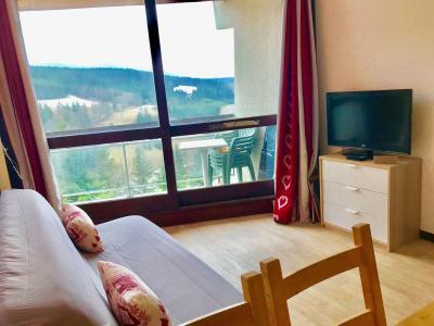 Rent in ski resort 2 room apartment 6 people (A42) - Résidence les Aloubiers - Villard de Lans