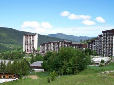 Rent in ski resort 2 room apartment 6 people (H69) - Résidence les Arolles - Villard de Lans