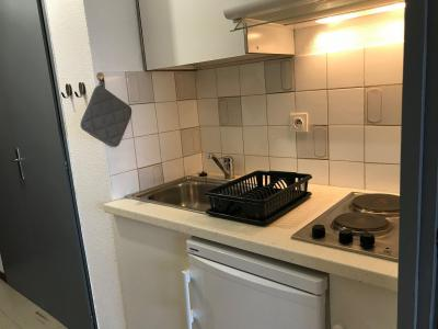 Rent in ski resort Studio 3 people (H52) - Résidence les Arolles - Villard de Lans