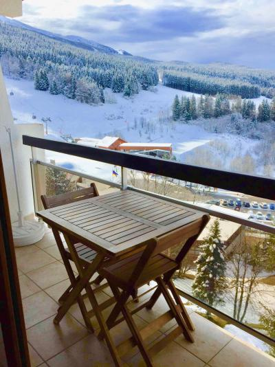 Rent in ski resort Studio cabin 4 people (92) - Résidence les Arolles - Villard de Lans