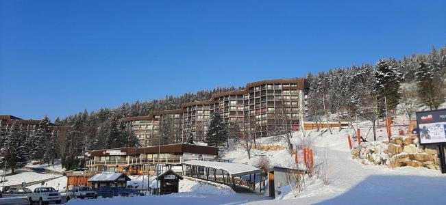 Rent in ski resort Studio 4 people (K55) - Résidence les Arolles - Villard de Lans