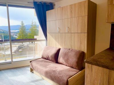 Rent in ski resort Studio 4 people (I22) - Résidence les Arolles - Villard de Lans