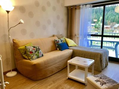 Rent in ski resort 2 room apartment 6 people (02) - Résidence les Fayards - Villard de Lans