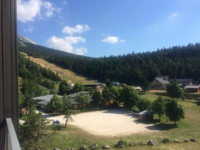 Rent in ski resort Studio cabin 4 people (01) - Résidence les Fayards - Villard de Lans
