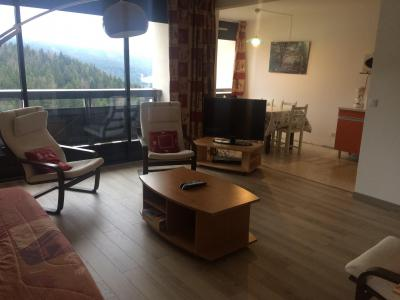 Rent in ski resort 2 room apartment cabin 6 people (5005T6) - Résidence les Glovettes - Villard de Lans - Coffee table