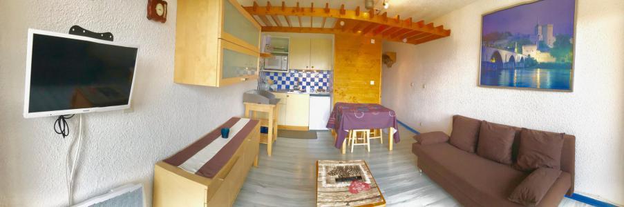 Rent in ski resort Studio cabin 4 people (705T20) - Résidence les Glovettes - Villard de Lans