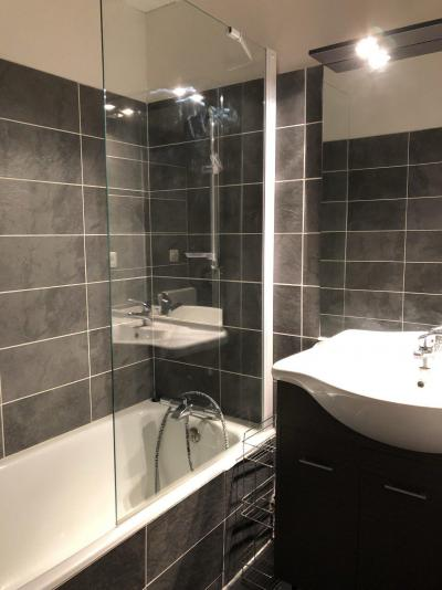 Rent in ski resort Studio cabin 4 people (307T20) - Résidence les Glovettes - Villard de Lans - Bath-tub