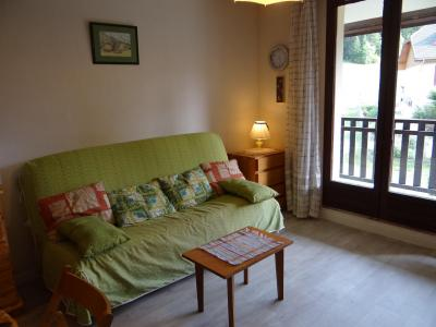 Rent in ski resort Studio sleeping corner 4 people (3012) - Résidence les Quatre Saisons - Villard de Lans