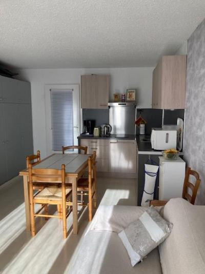 Rent in ski resort Studio sleeping corner 4 people (4014) - Résidence les Quatre Saisons - Villard de Lans - Living room