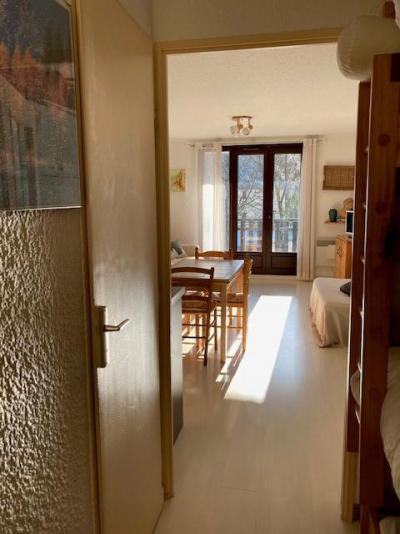 Rent in ski resort Studio sleeping corner 4 people (4014) - Résidence les Quatre Saisons - Villard de Lans - Oven
