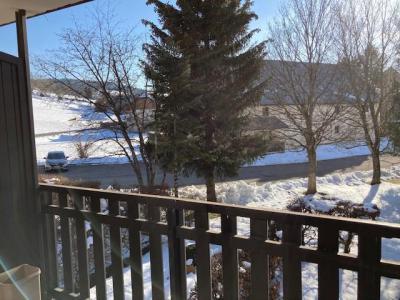 Rent in ski resort Studio sleeping corner 4 people (4014) - Résidence les Quatre Saisons - Villard de Lans - Settee