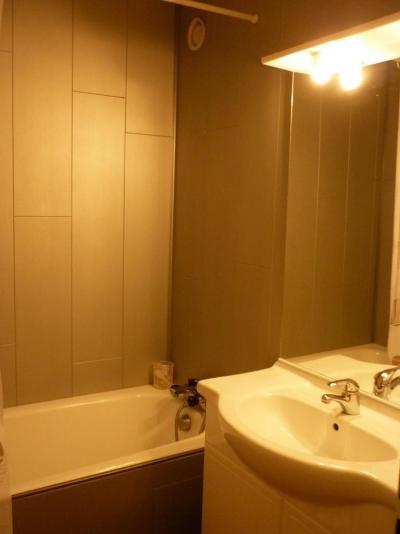 Rent in ski resort Studio sleeping corner 4 people (4015) - Résidence les Quatre Saisons - Villard de Lans - Bathroom