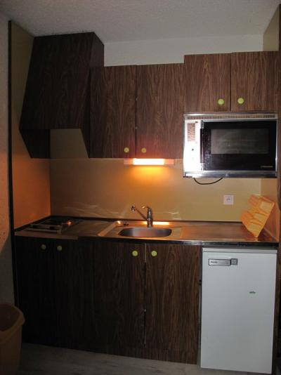 Rent in ski resort Studio sleeping corner 4 people (4015) - Résidence les Quatre Saisons - Villard de Lans - Kitchenette