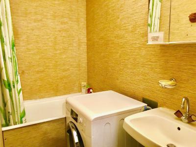 Rent in ski resort Studio sleeping corner 4 people (205) - Résidence Tiolache - Villard de Lans - Bathroom