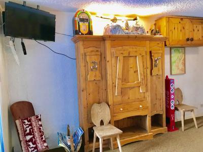 Rent in ski resort Studio sleeping corner 4 people (205) - Résidence Tiolache - Villard de Lans - Cupboard