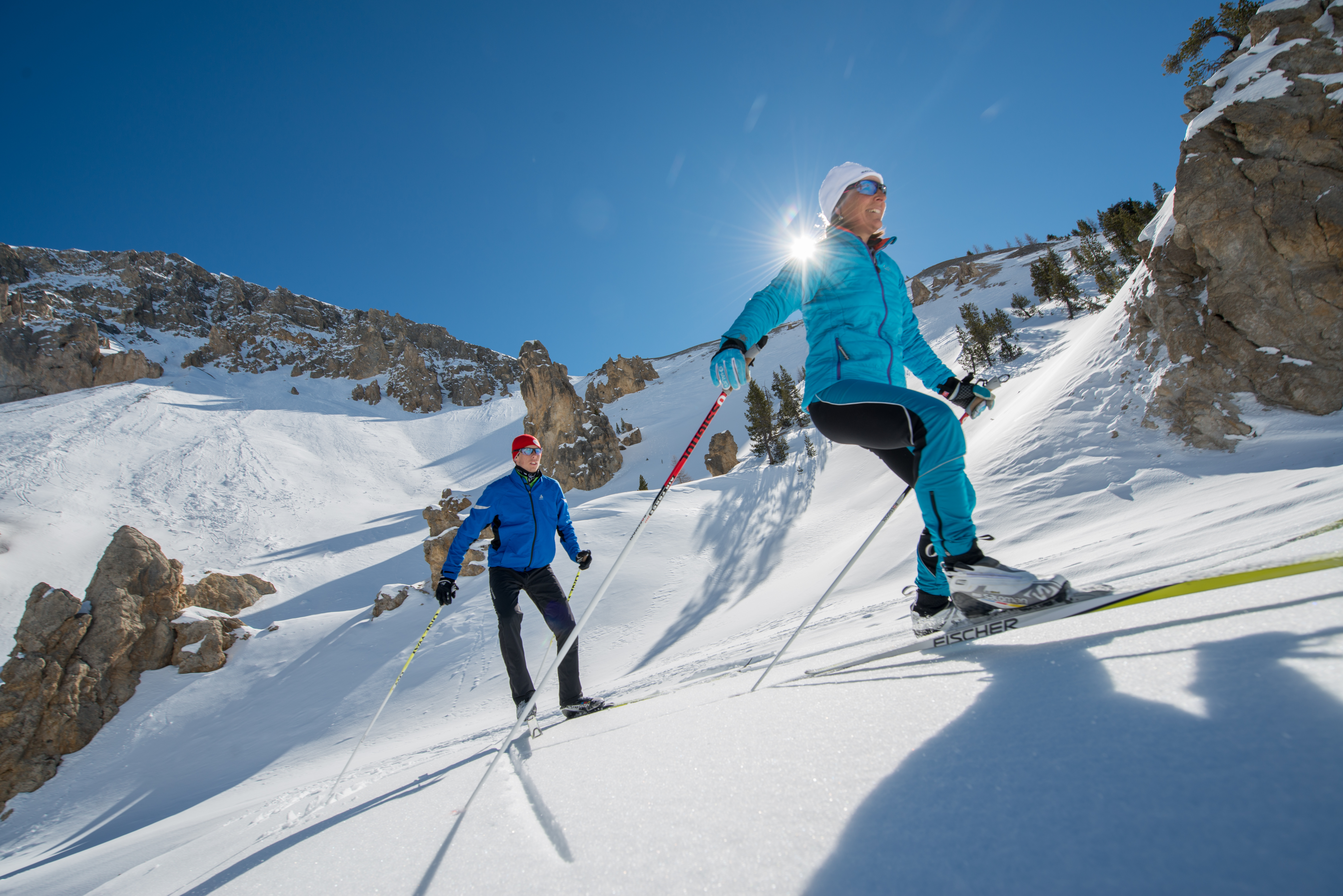 station ski Arvieux en Queyras