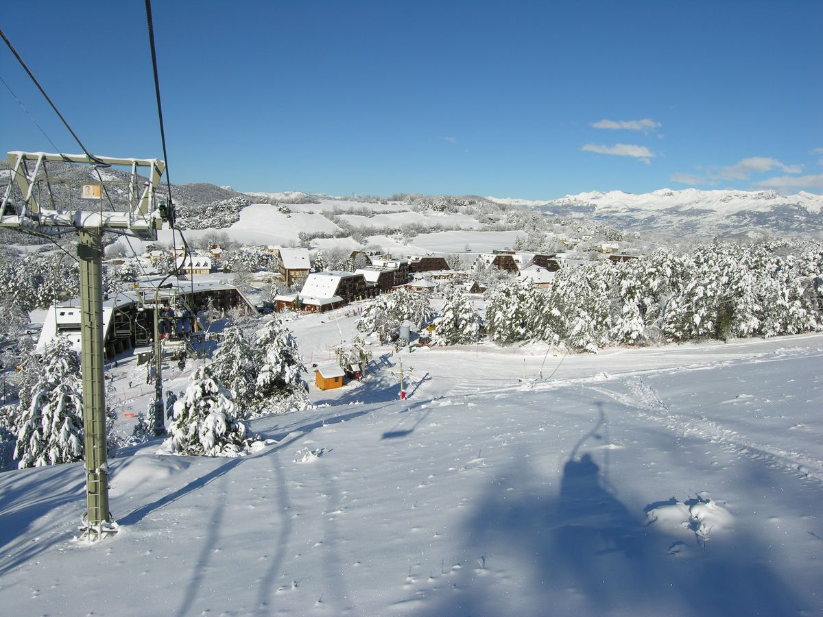 station ski Saint-Jean Montclar
