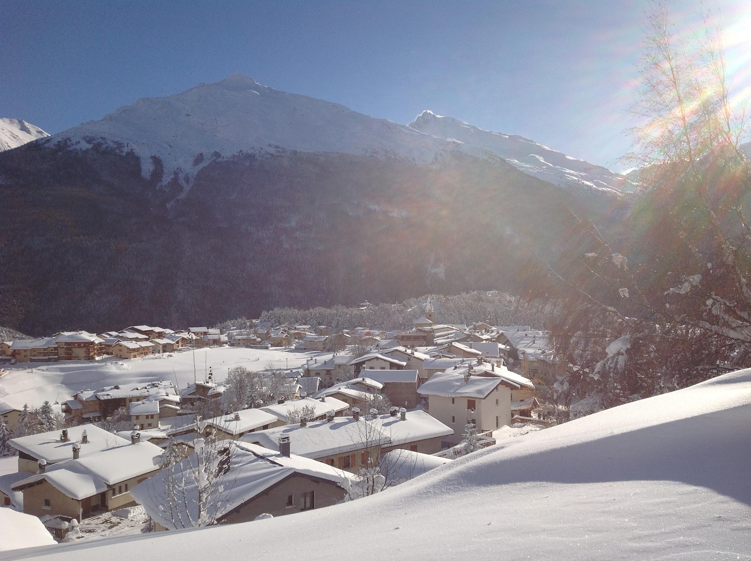 station ski Aussois