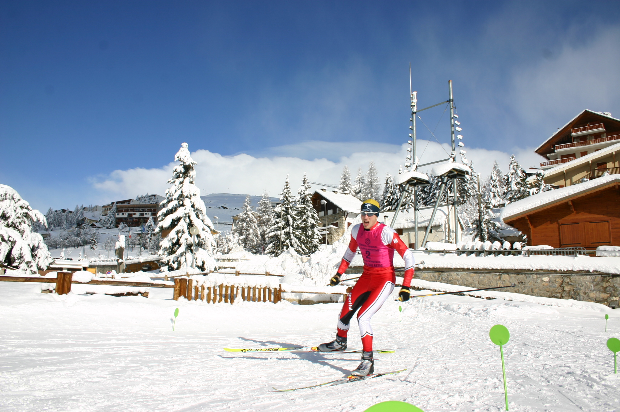 station ski Valberg / Beuil