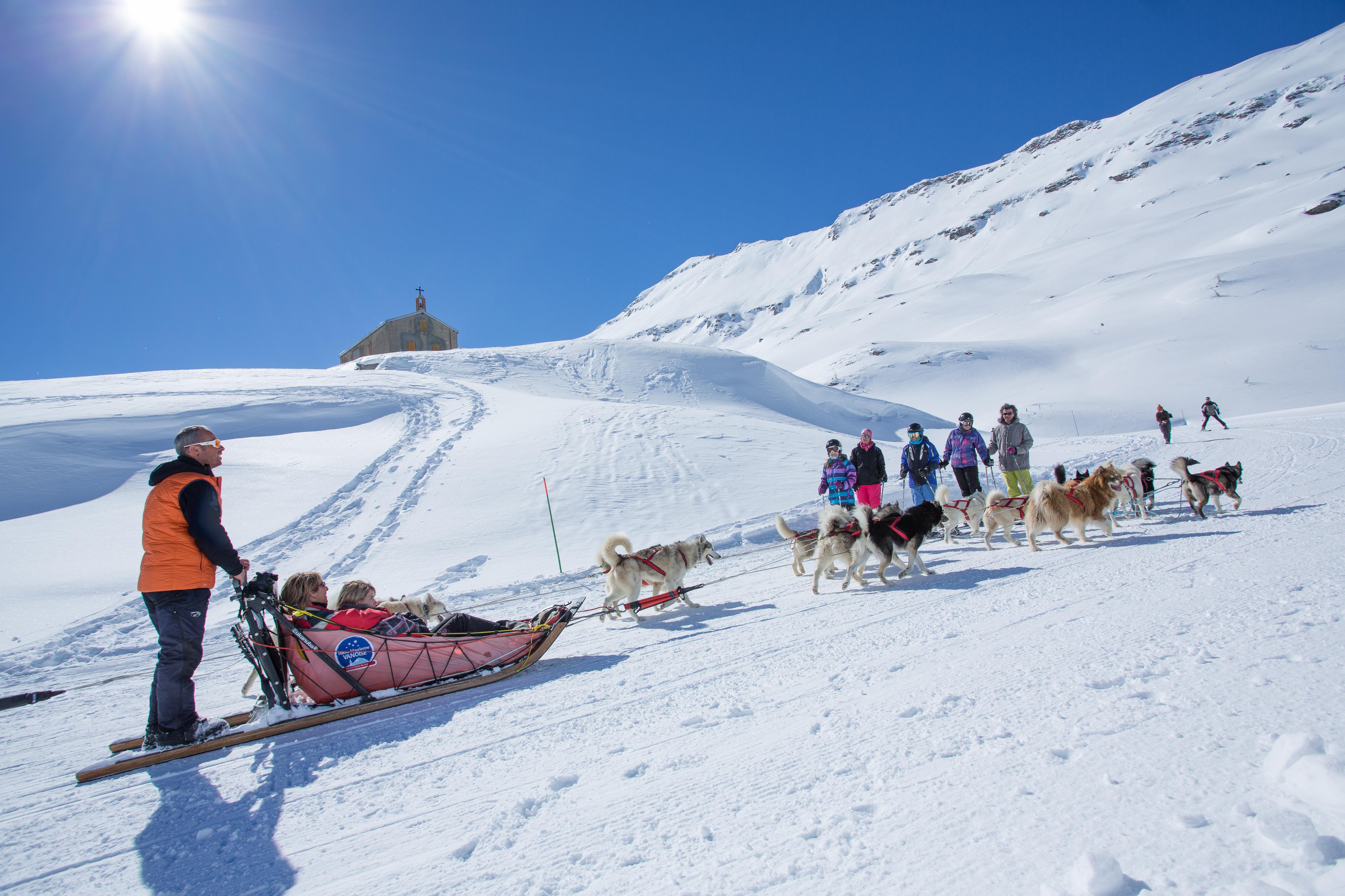 station ski Val Cenis