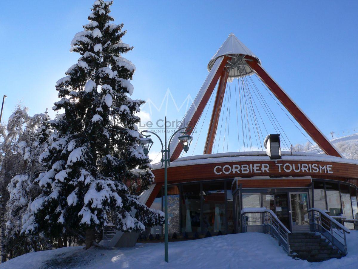ski resort Le Corbier