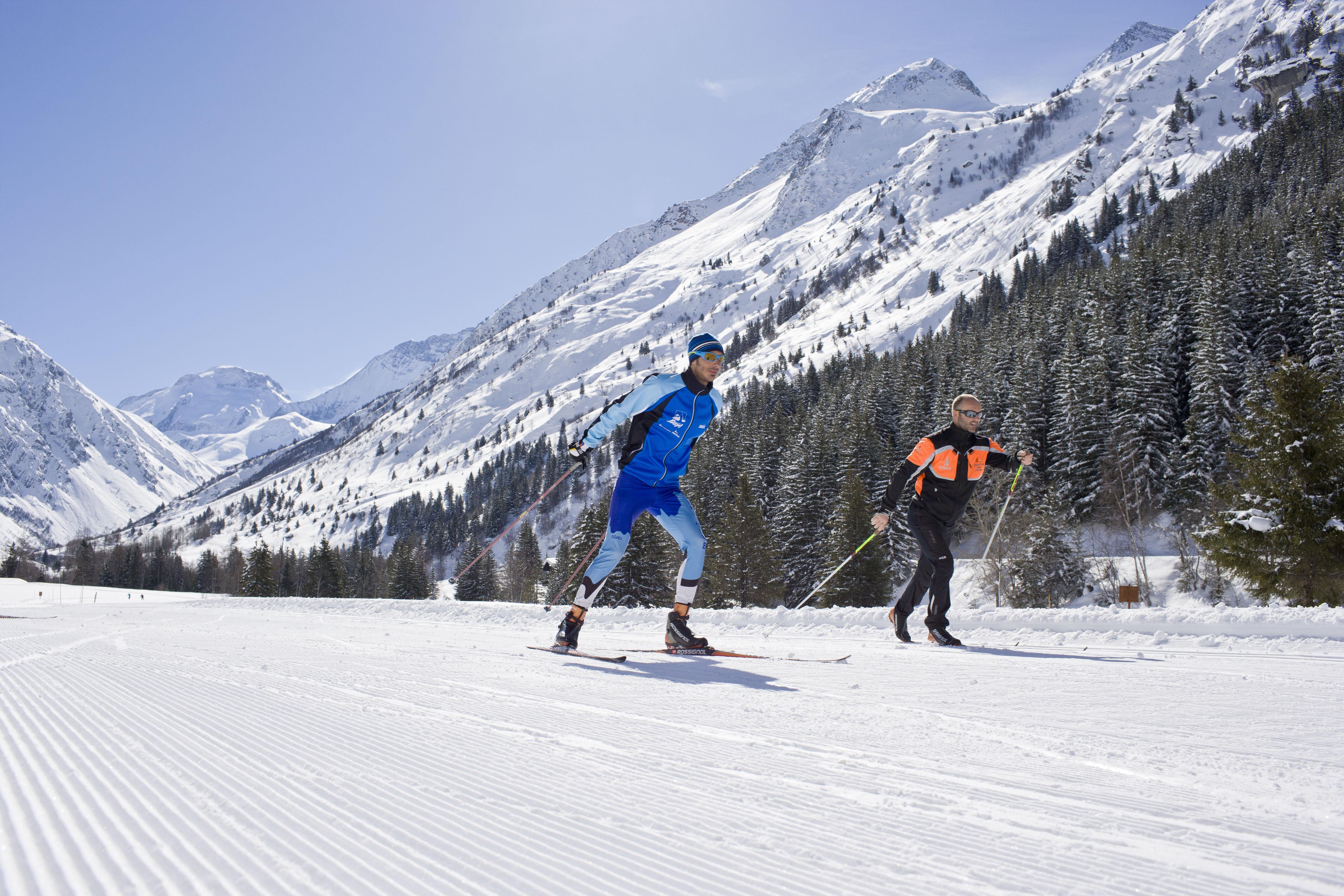 station ski Champagny-en-Vanoise