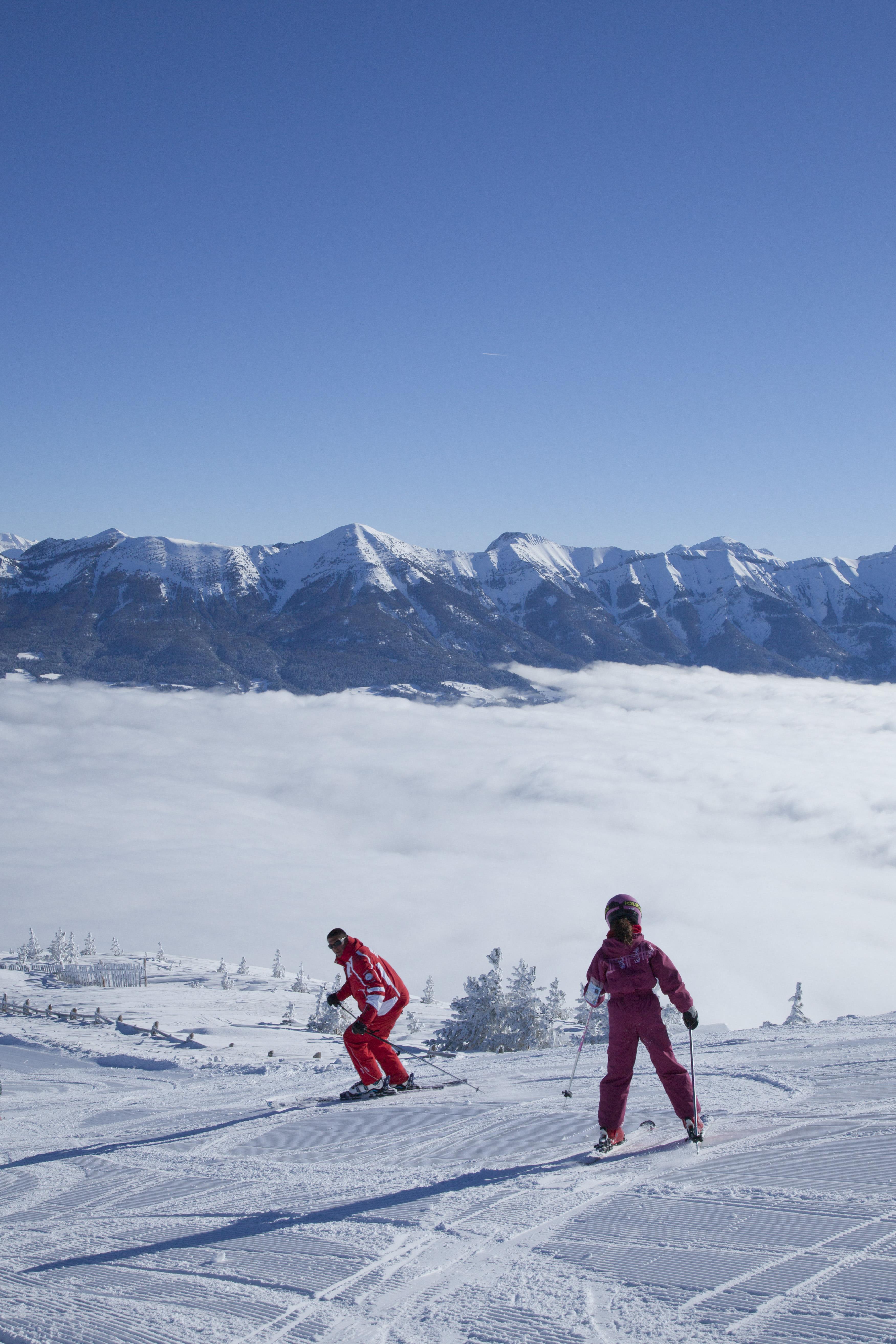 station ski Chabanon-Selonnet