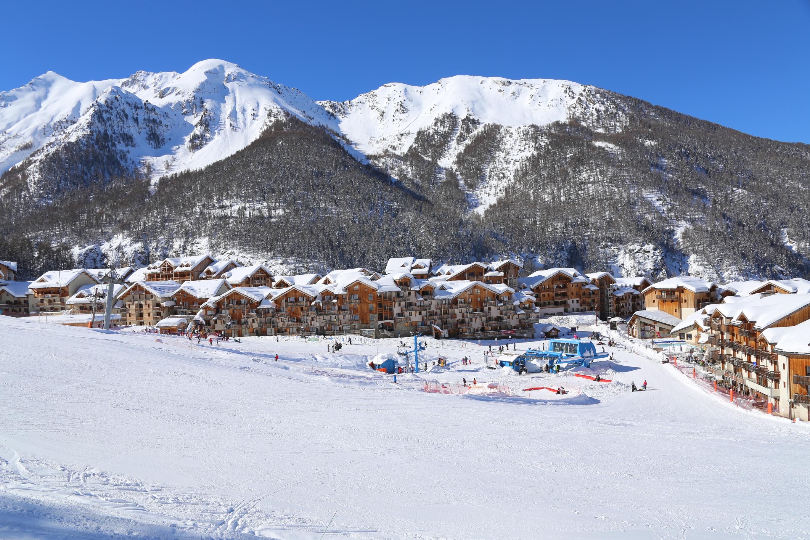 station ski Les Orres