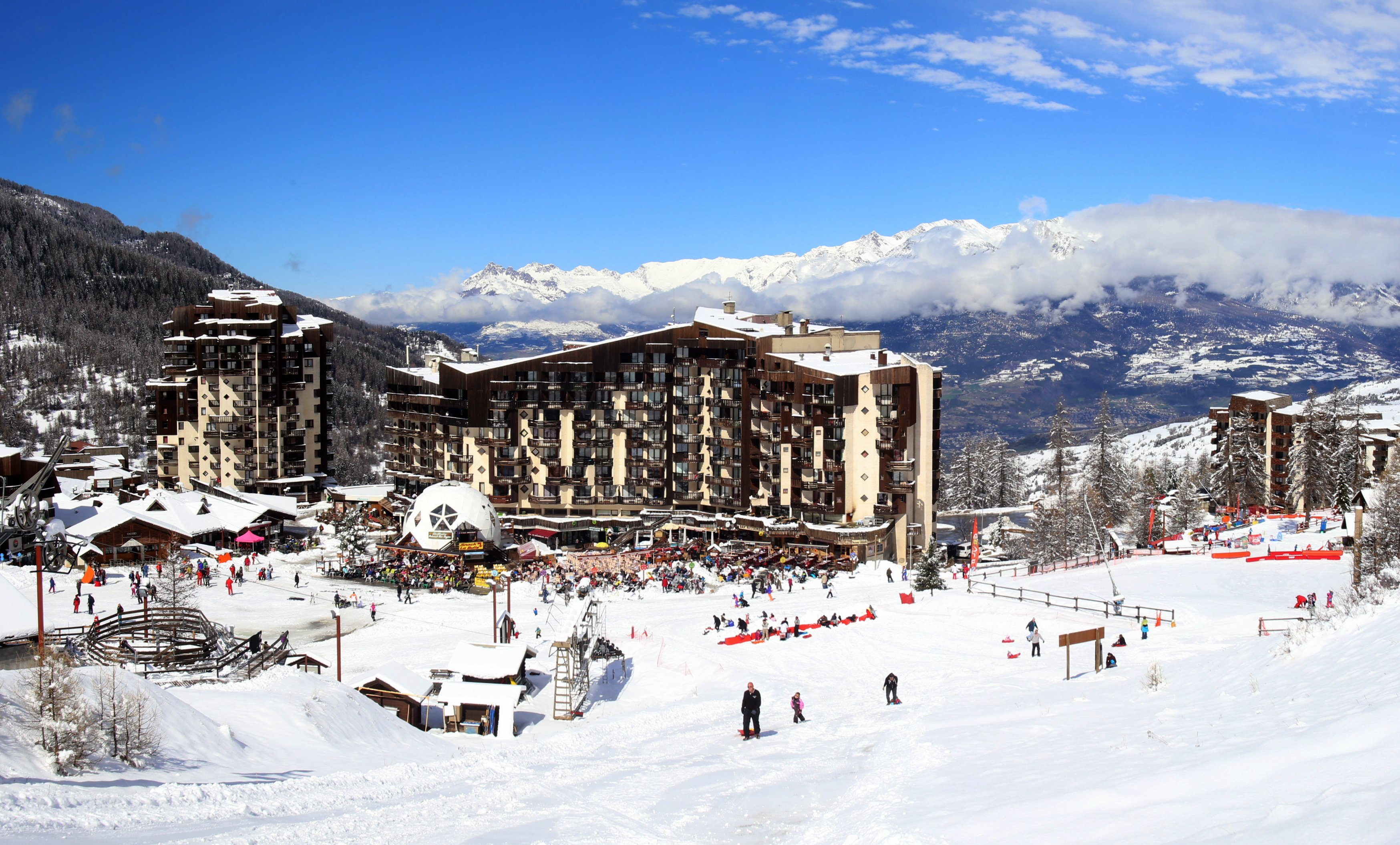 ski resort Les Orres
