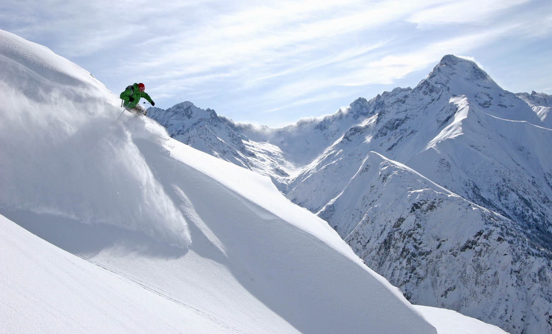 station ski Les 2 Alpes
