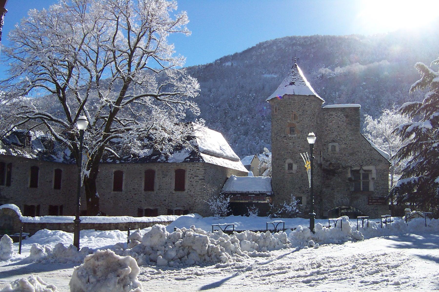station ski Saint Lary Soulan