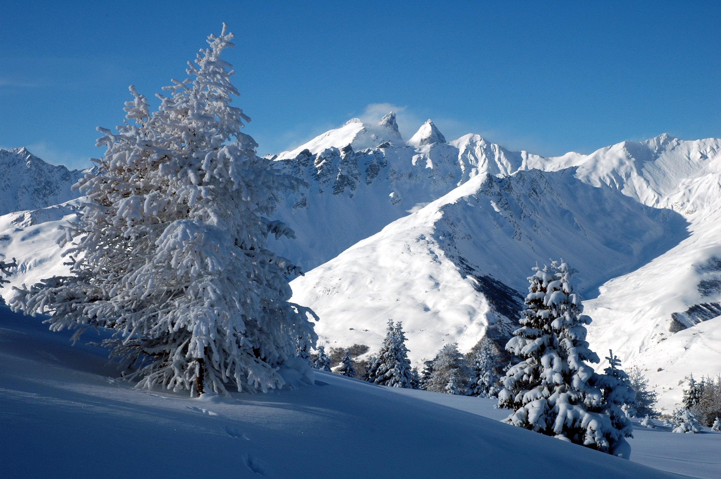 station ski Valmeinier