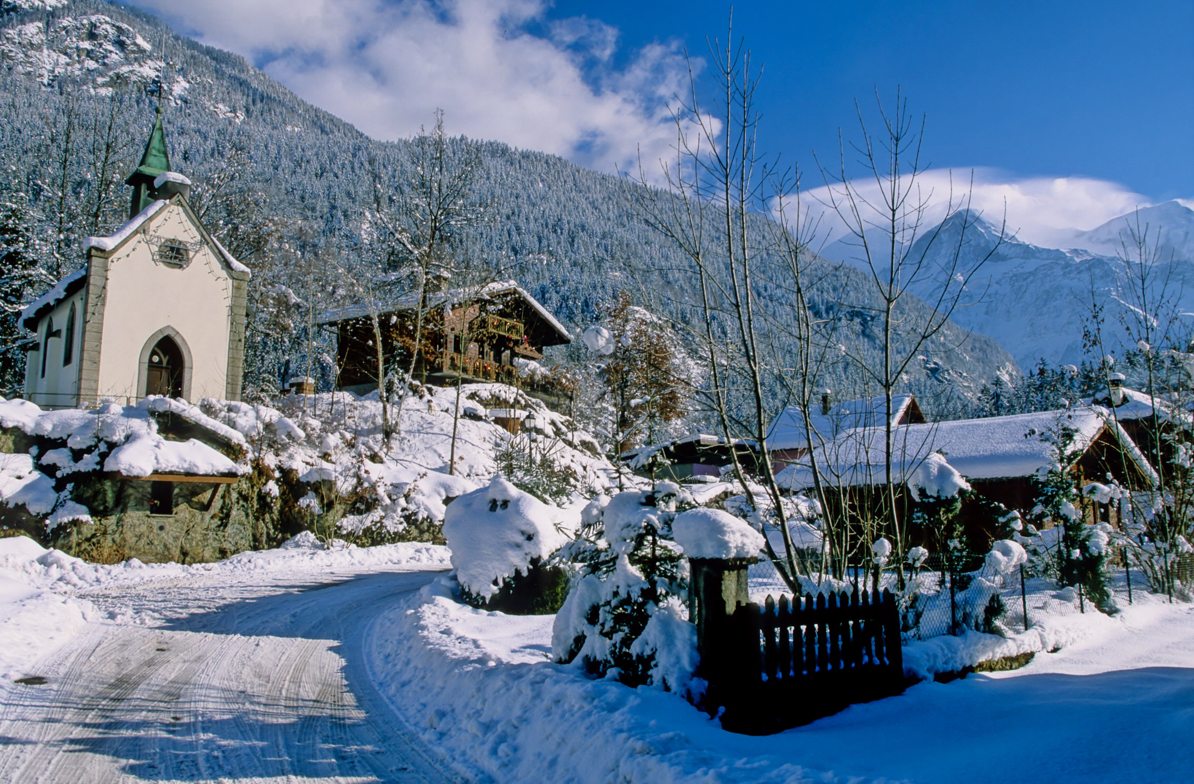 station ski Les Houches