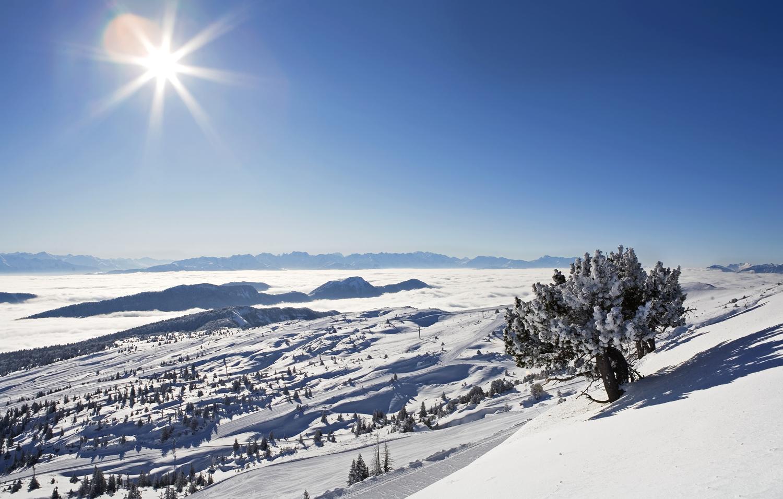 station ski Les Aillons