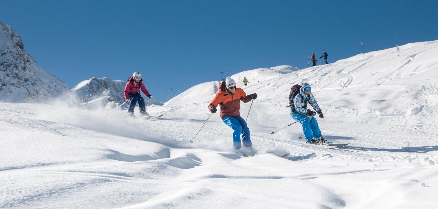 station ski Arêches-Beaufort