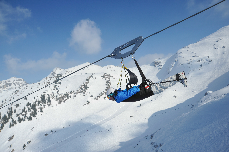 station ski Chatel