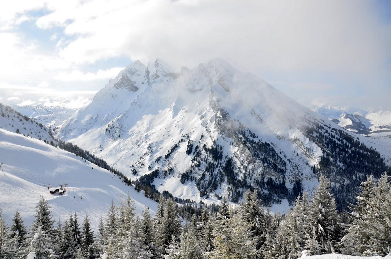 station ski La Clusaz