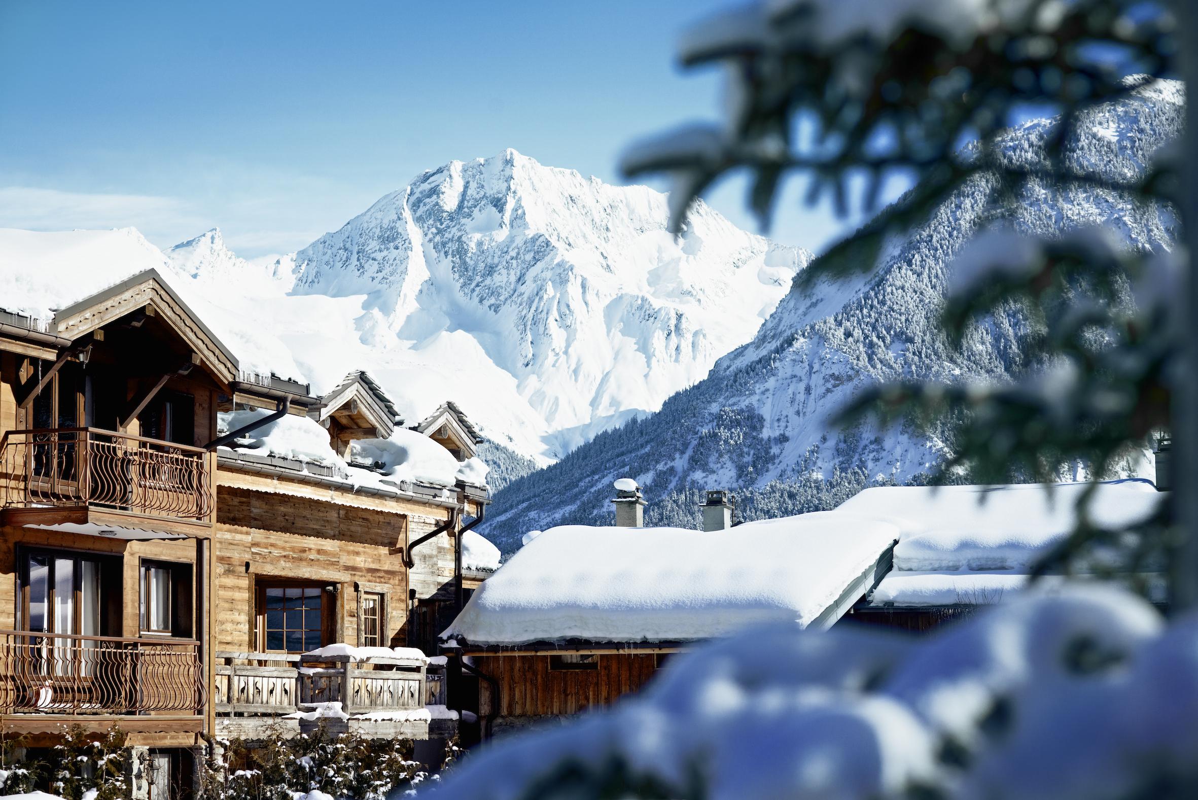station ski Courchevel