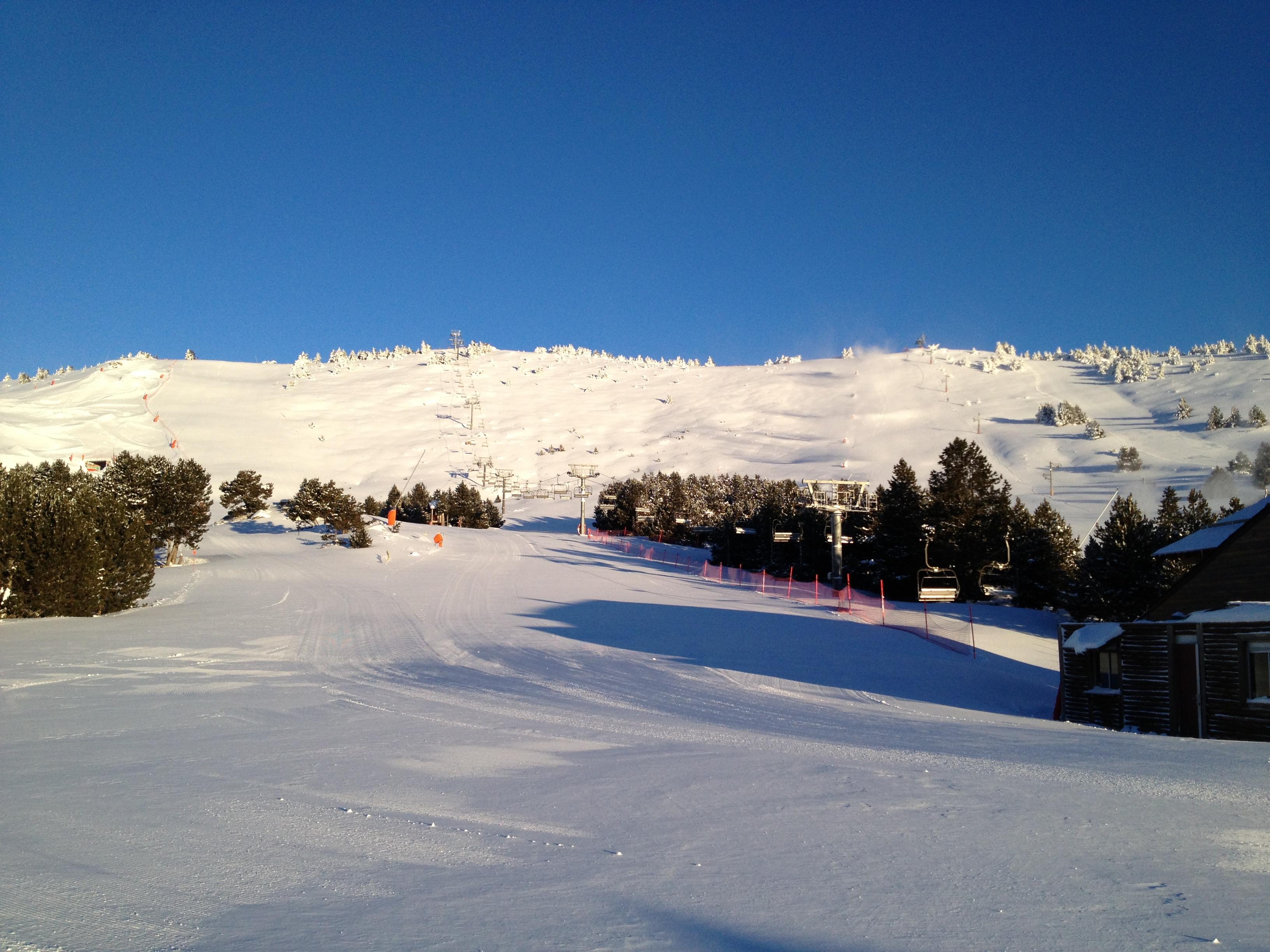 station ski Font Romeu