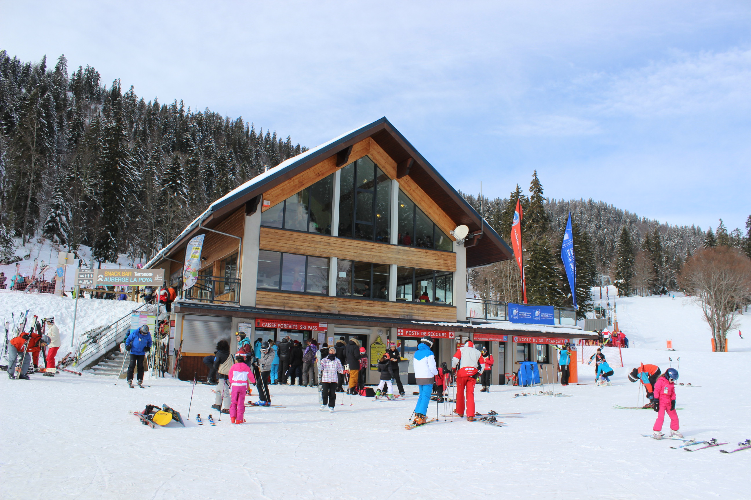 ski resort Autrans