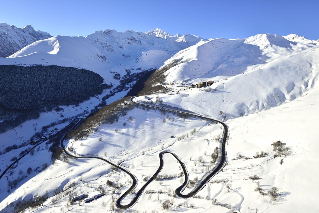 station ski Peyragudes