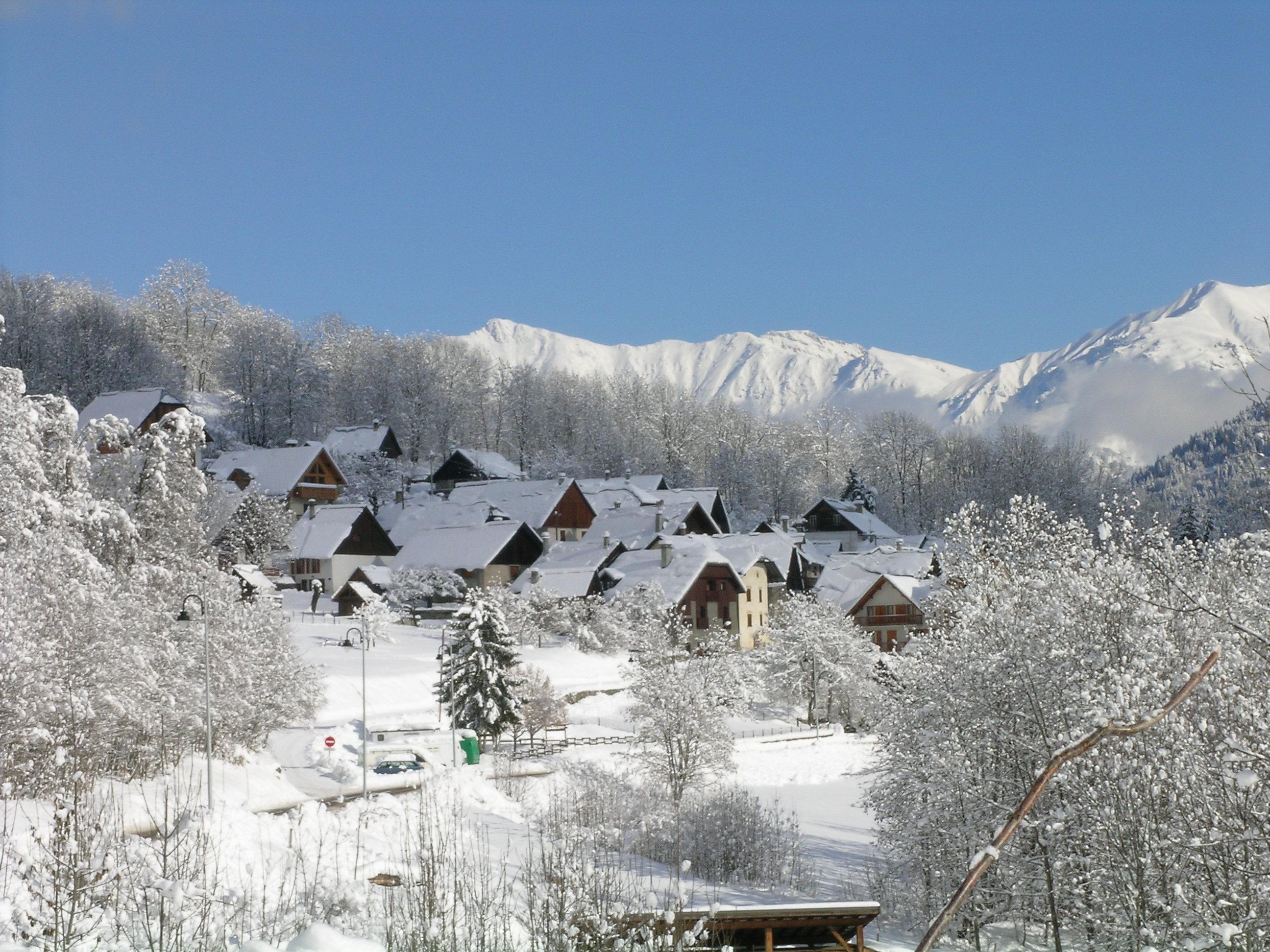 station ski Saint Colomban des Villards