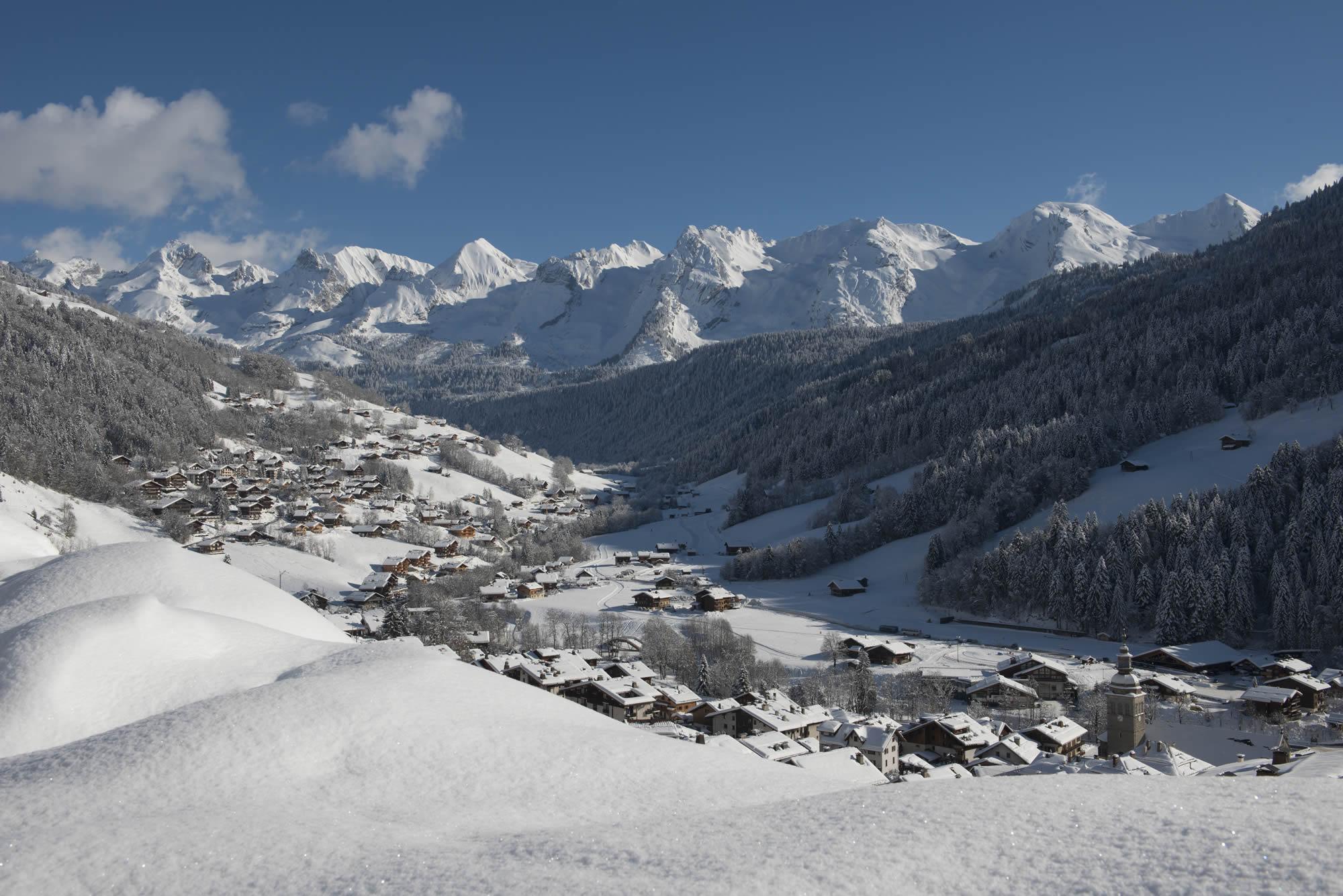 station ski Le Grand Bornand