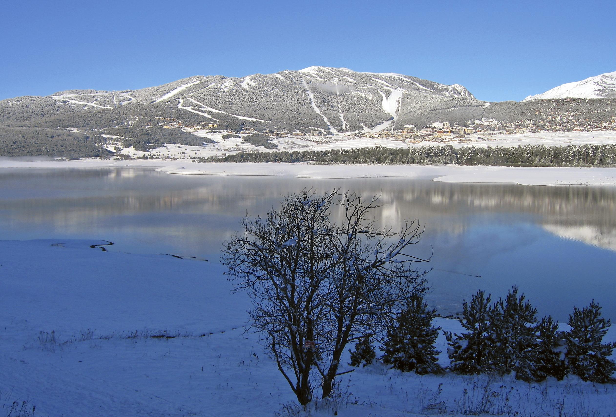 ski resort Les Angles