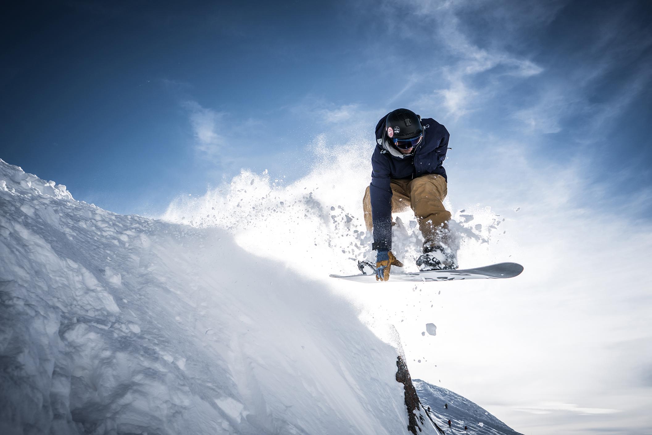 ski resort Les Arcs