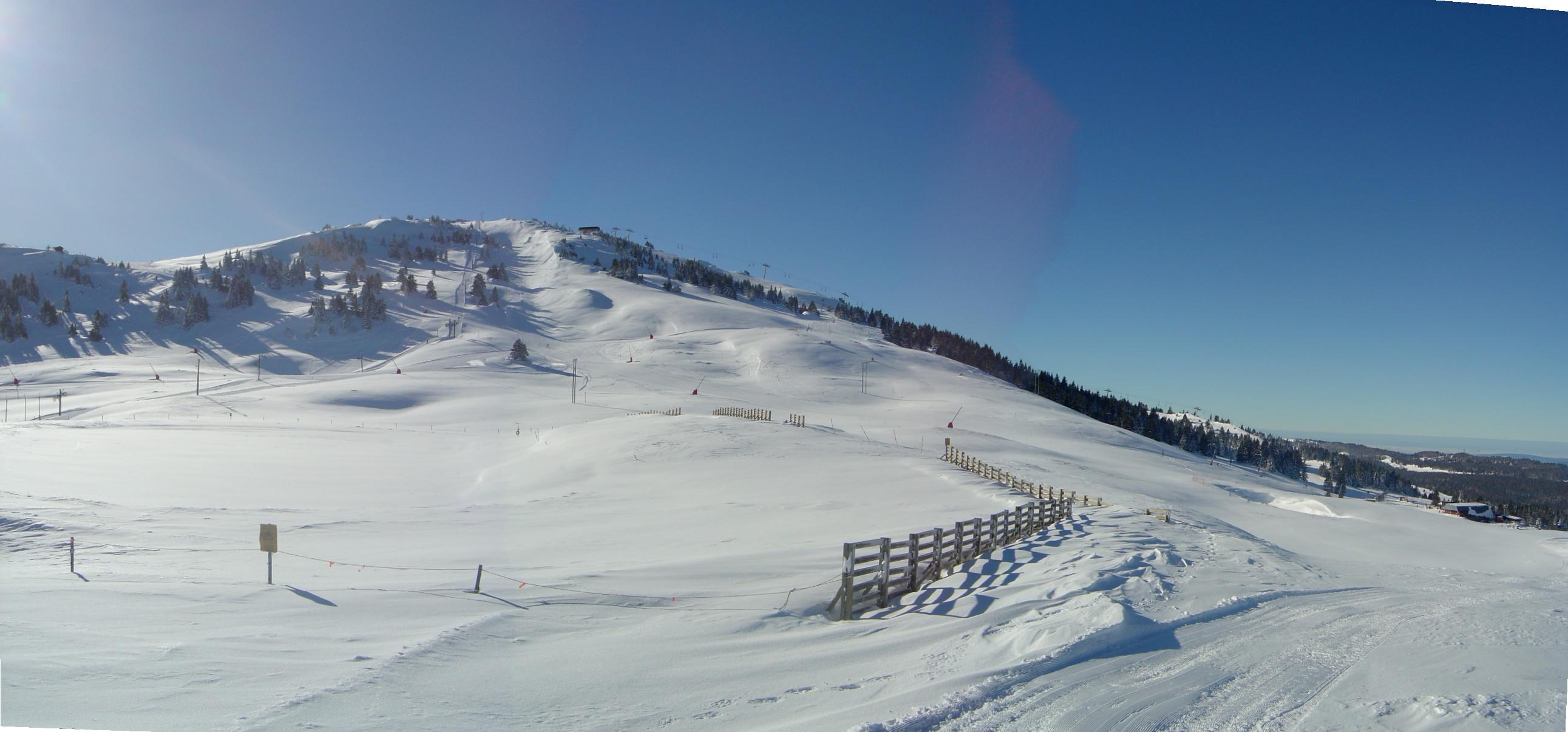 station ski Lelex