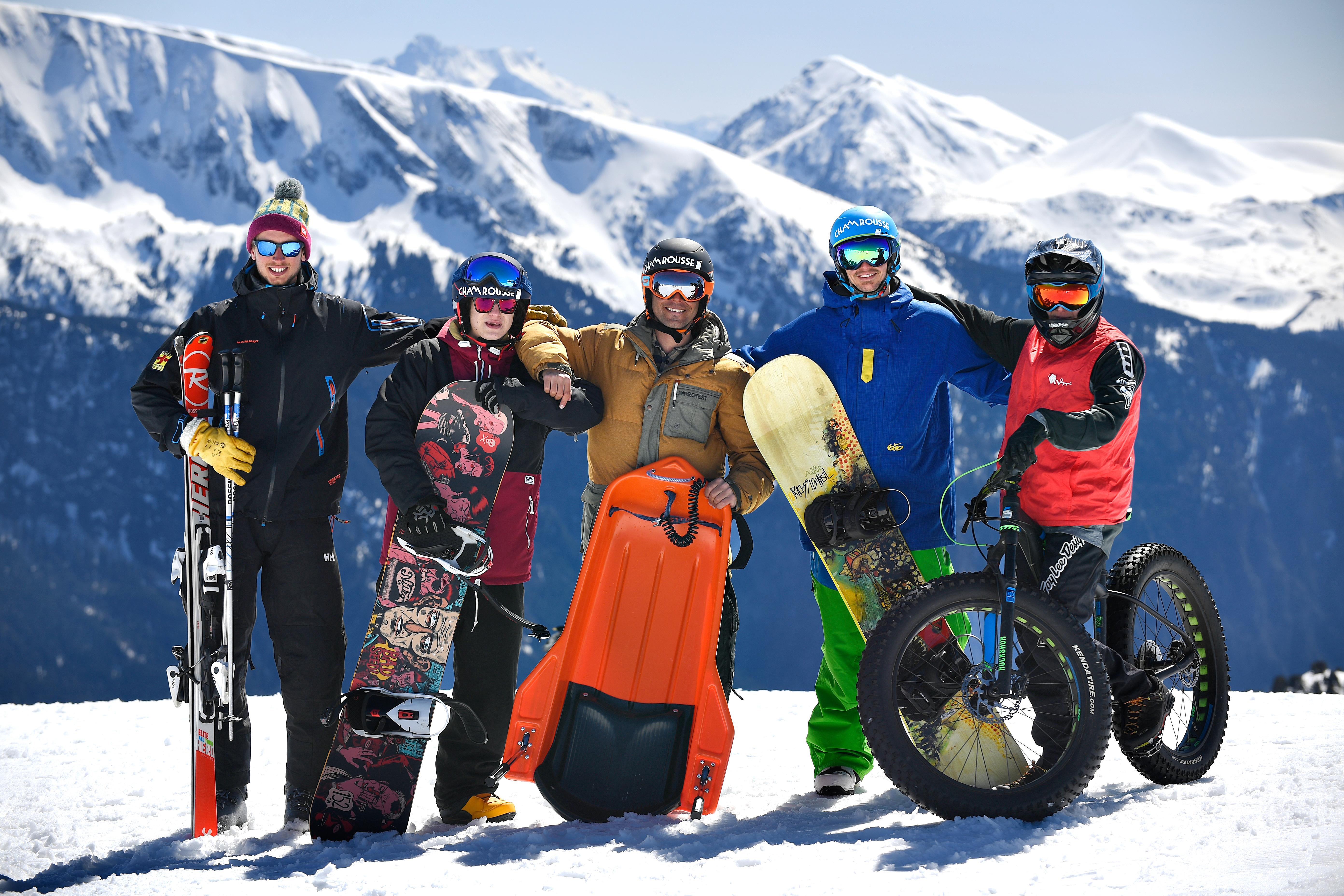 station ski Chamrousse